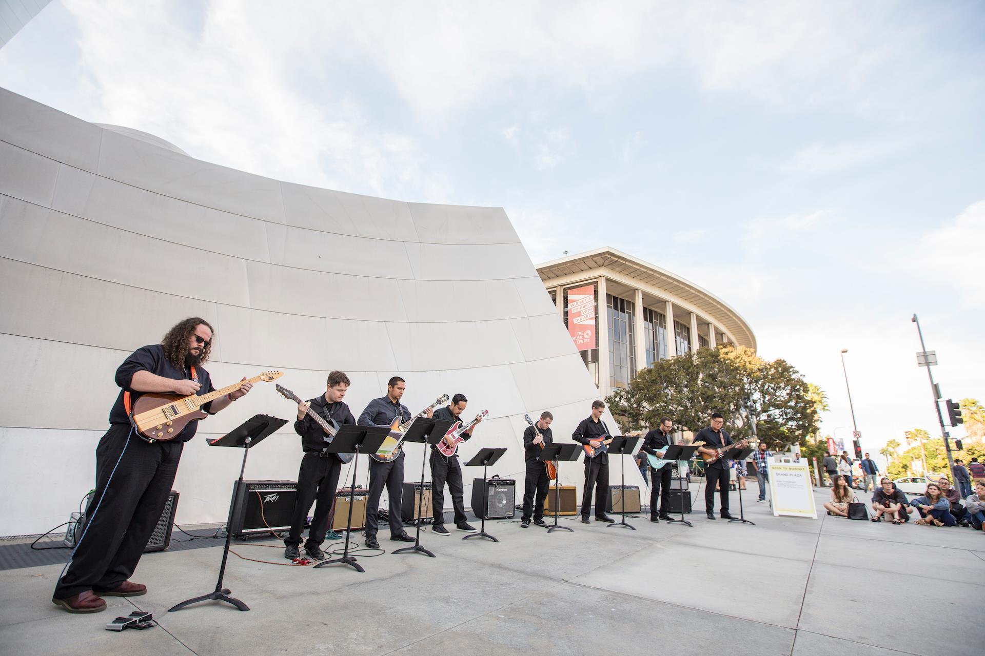 Noon to Midnight @ Walt Disney Concert Hall